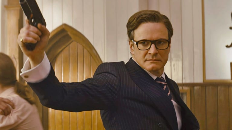 Colin Firth's 'Kingsman' Specs Are The Easiest Way To Look Like An Elegant Spy