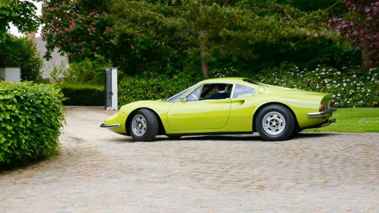 Car Porn: 1971 Ferrari Dino 246 GT M