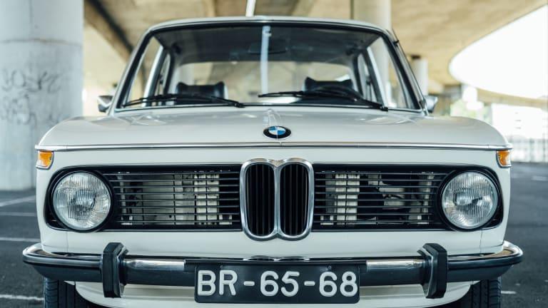 Car Porn: 1974 BMW 1602
