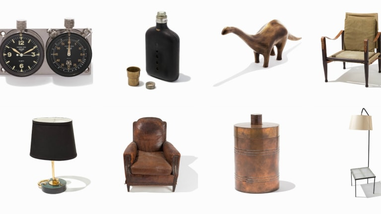 15 Masculine Antiques For The Classiest Of Man Caves