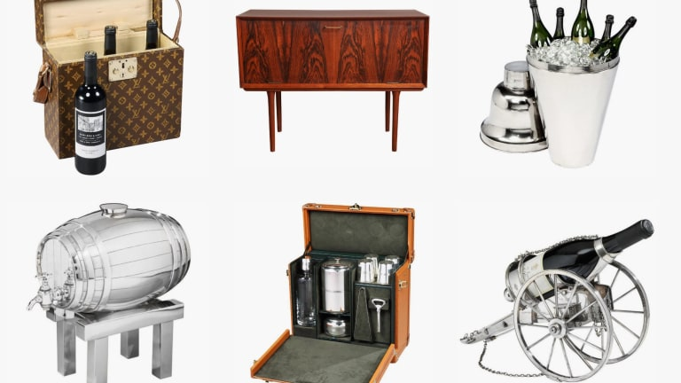 10 Amazing Ways To Add Killer Vintage Style To Any Cocktail Hour