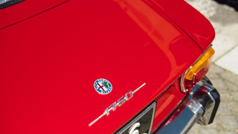 Car Porn: 1970 Alfa Romeo 1750 GTV