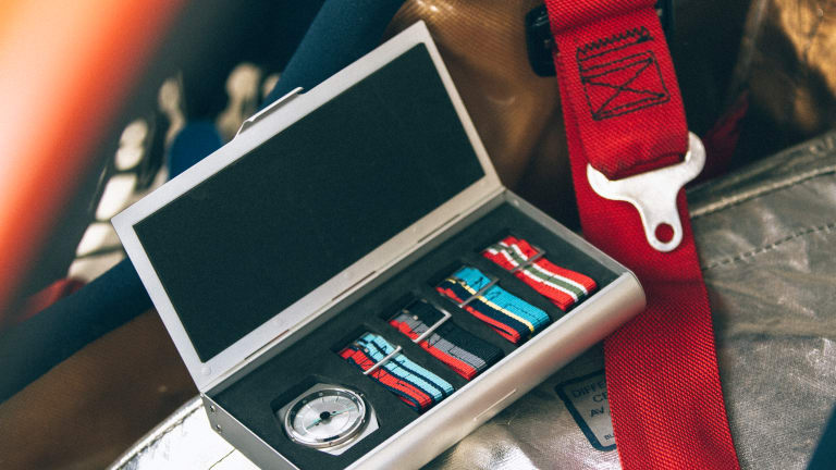 This Limited Edition Watch Inspired By '80s Rally Cars Belongs On Your Wrist