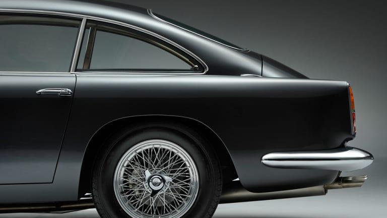 Car Porn: 1963 Aston Martin DB4 GT