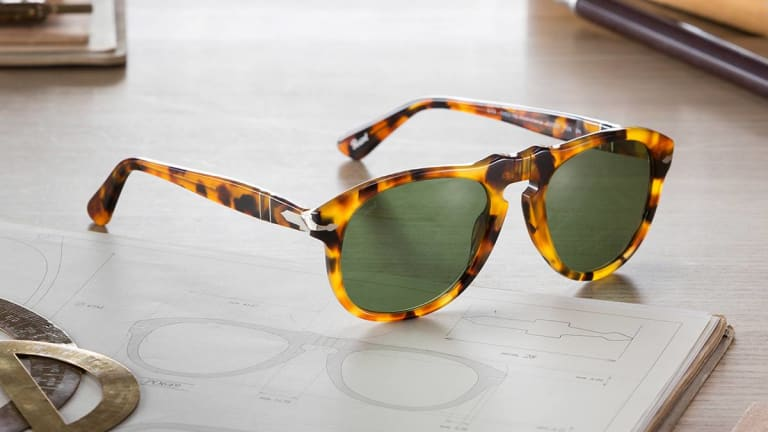 How Persol Designs Their Sunglasses