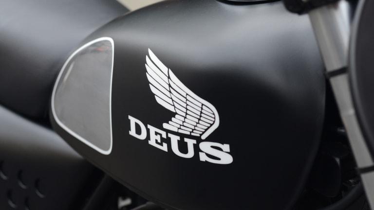 Feast Your Eyes On This Custom Honda XL500 From Deus