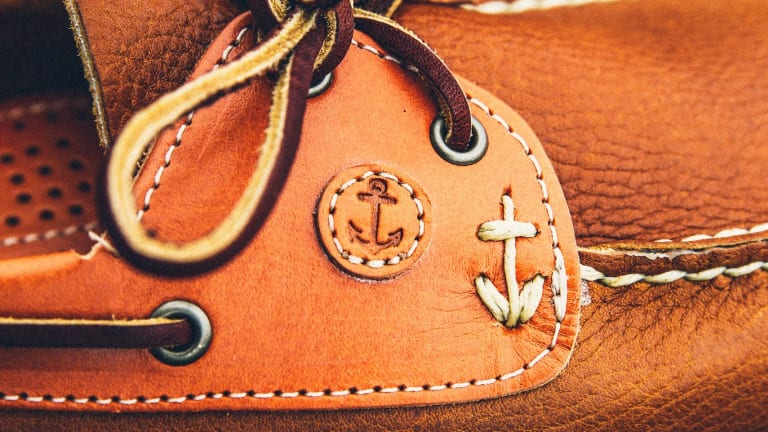 These Kiel James Patrick Boat Shoes Prove Nautical Never Goes out of Style