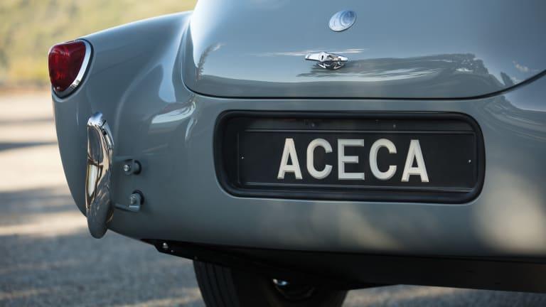 10 Stunning Photos of a 1958 AC Aceca-Bristol