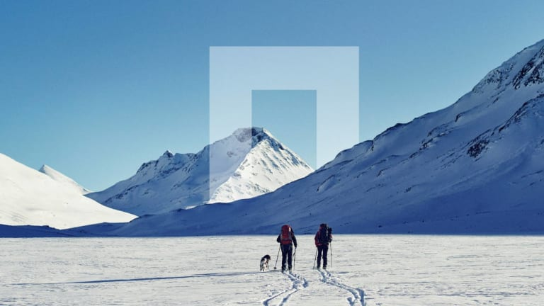 Norway's New Visual Identity For Its National Parks = Amazing