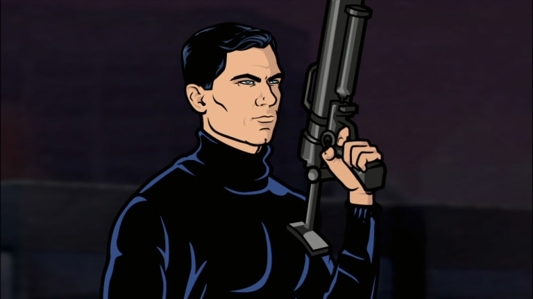 'Archer' Quotes Over James Bond Photos Is Actually Really Funny