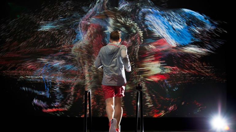 Nike Beautifully Reimagined The Treadmill Experience