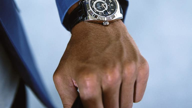 Golfer Adam Scott Shares His Favorite Rolex Watches