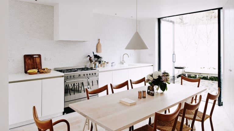 This Peaceful And Elegant London Home Is Tranquil Perfection