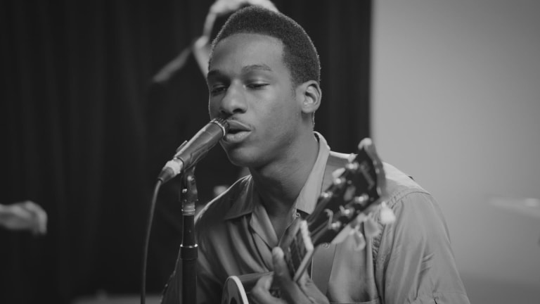 New Single From Songwriter Leon Bridges Is Beyond Good