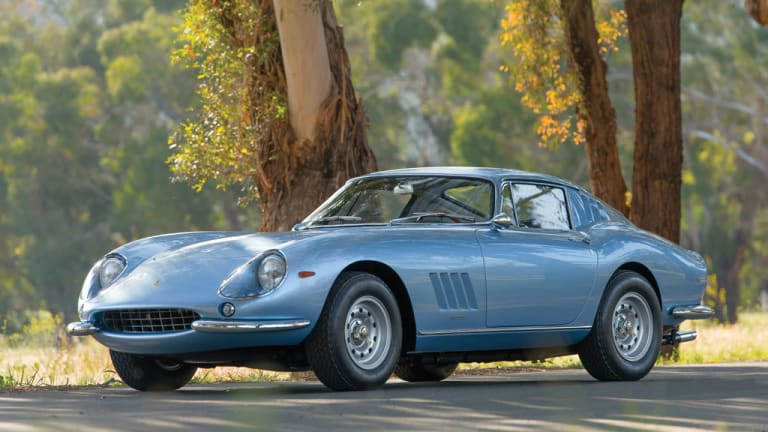 Car Porn: A Glorious 1966 Ferrari 275 GTB/6C Alloy