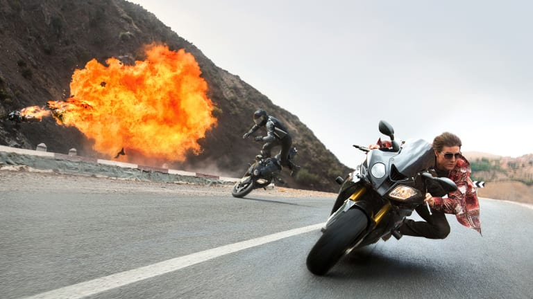 OK, The Second Trailer For 'Mission: Impossible - Rogue Nation' Is All Sorts Of Awesome