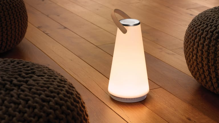 This Sexy Portable Light With Built-In Bluetooth Speaker Is Amazing