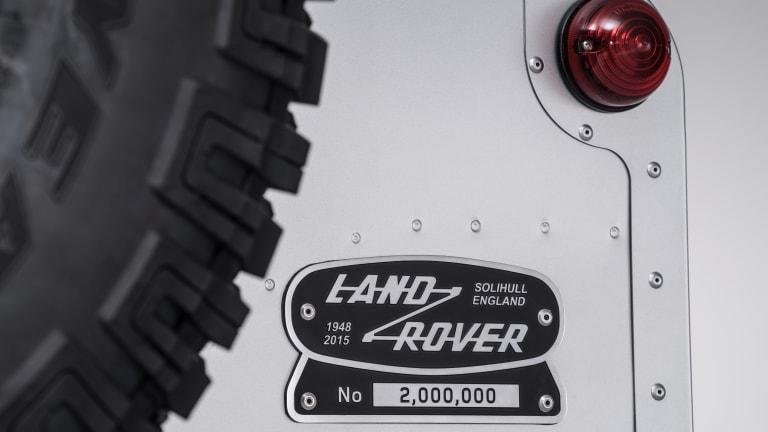 This Special Edition Land Rover Defender Is An Absolute Thing Of Beauty