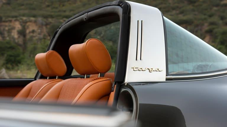 This Restored Porsche 911 Targa = Incredible