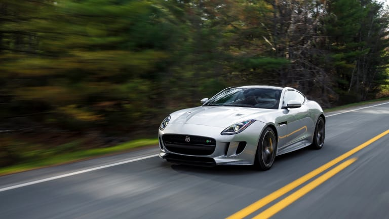 34 Sexy Images That Will Make You Want A Jaguar F-Type