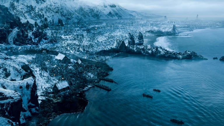 Stellar VFX Breakdown Of Iconic 'Game Of Thrones' Episode 'Hardhome'