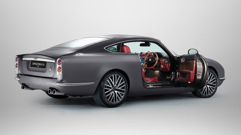 12 Shots That Will Leave You Lusting Over The David Brown Speedback GT Even More