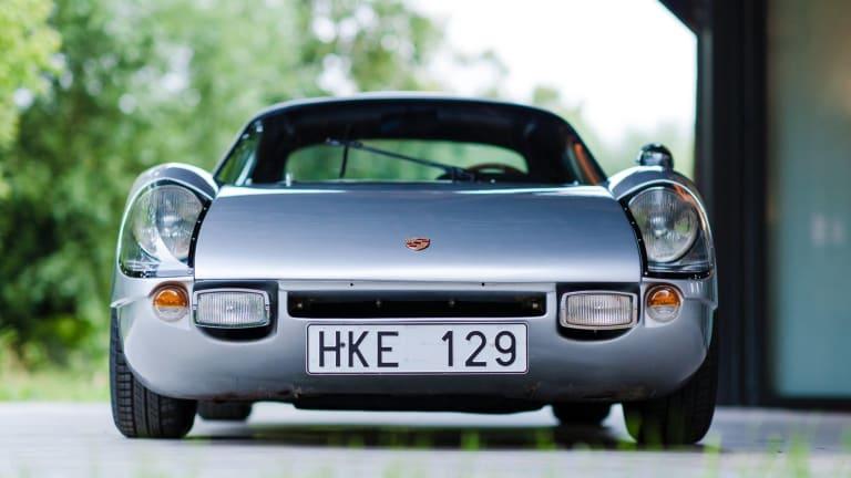 Car Porn: An Electrically Cool 1964 Porsche 904 GTS