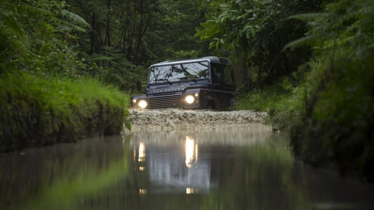 Land Rover Defender Isn't Dead Yet--Car To Maintain Production Through 2016 Due To High Demand