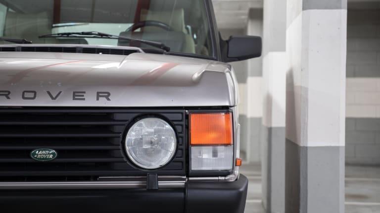 1994 Range Rover 3.9 V8 2-Door = Zenith Adventuremobile