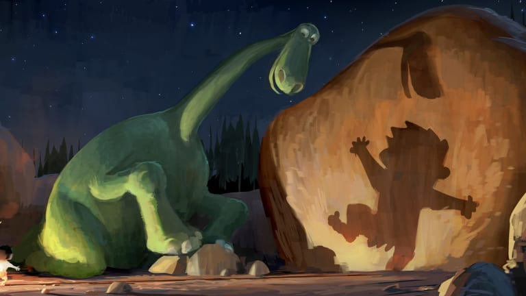 Amazing First Trailer For Pixar's 'The Good Dinosaur'