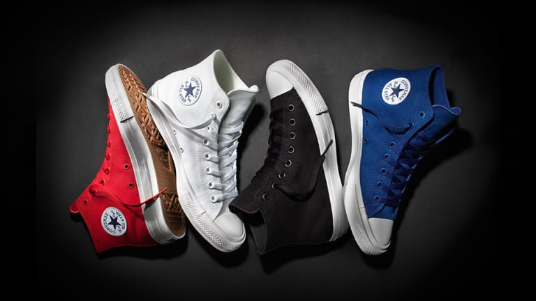 Converse Unveiled First New Design Of Chuck Taylor All-Stars In Almost 100 Years