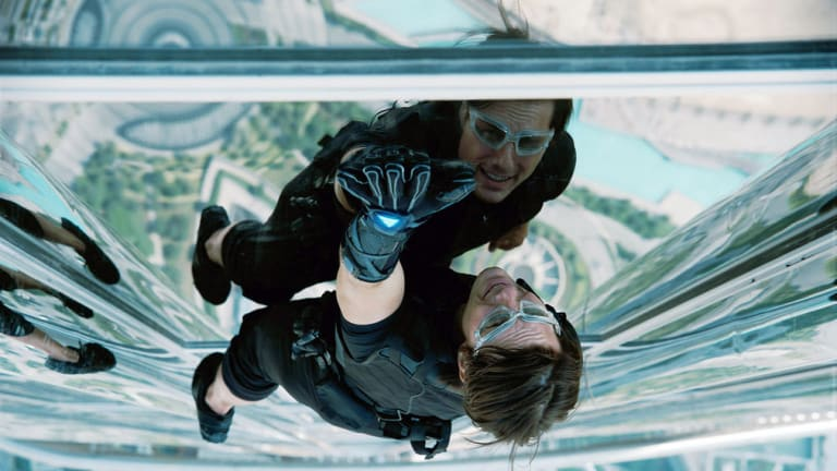 How Tom Cruise's Self-Done 'Mission: Impossible' Stunts Got More And More Nuts