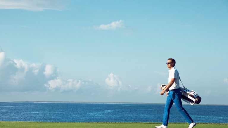 The Perfect Golf Pants Also Happen To Be The Perfect Travel Pants