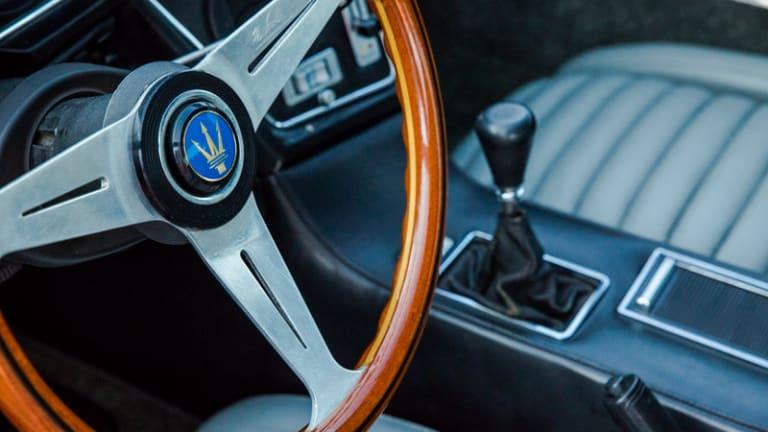 26 Stunning Photos Of A Batmobile-Status 1975 Maserati Bora