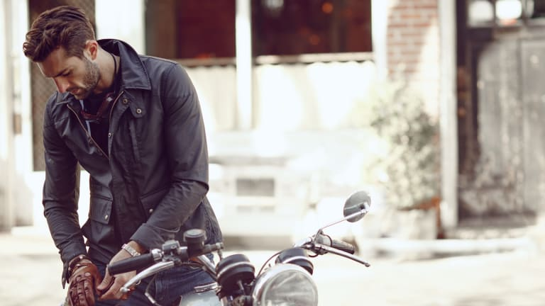 Like Cars? Motorcycles? Cool Clothes? Check Out This New Menswear Brand