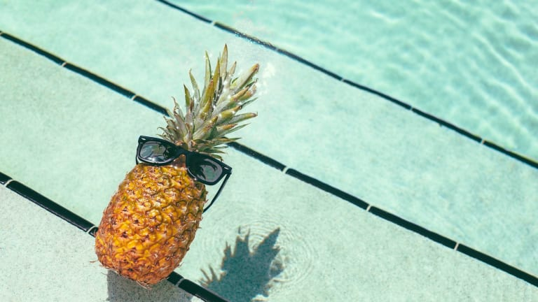 Find Out How This Radically Cool Pineapple Is Donating Healthy Food To People Who Need It