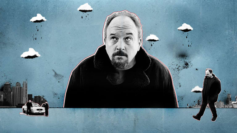17 Brilliant Life Lessons From Louis C.K.