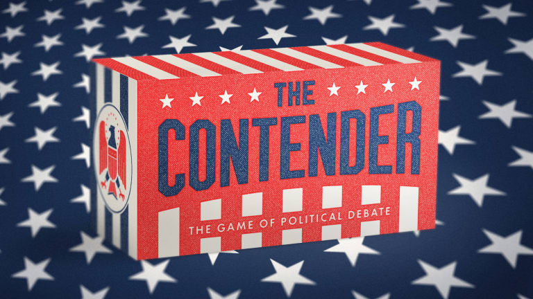 Fun New Card Game Is Like Cards Against Humanity But With A Political Spin