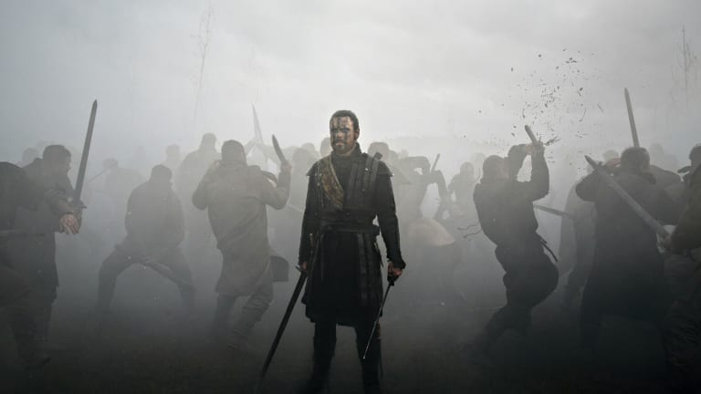Say Hello To The Magnificent First Trailer For 'Macbeth' Starring Michael Fassbender