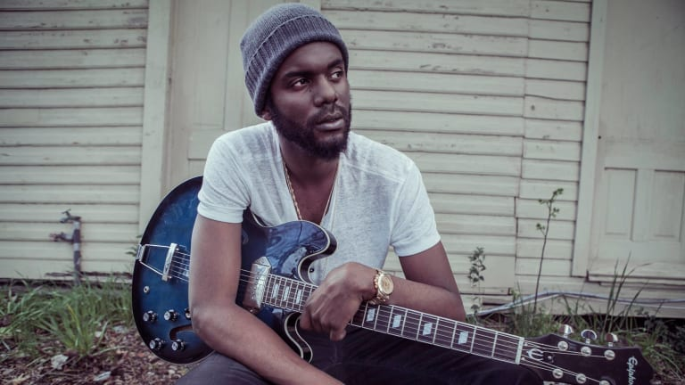 "Jam Of The Day: ""Grinder"" By Gary Clark Jr"