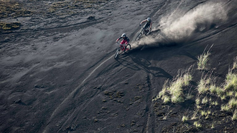 Bali Looks Breathtaking In This Extremely Cool Biking Video
