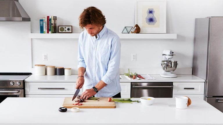 Finally, A Powerful Chef's Knife That Isn't Cheap And Flimsy Or Exorbitantly Expensive