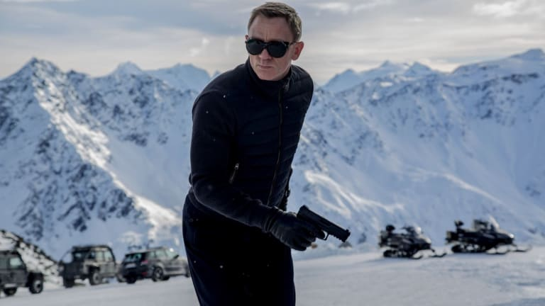 'Spectre' Behind-The-Scenes Video Shows Real Stunts, Real Action, And Real Explosions