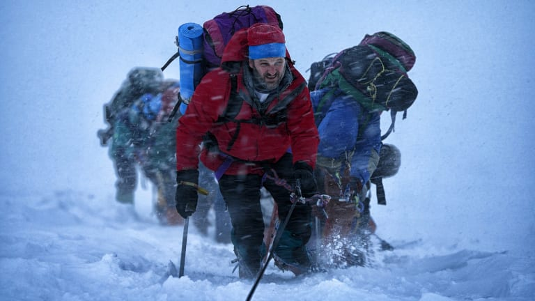Scary 'Everest' Scene With No Sound Effects = Hilariously Bad