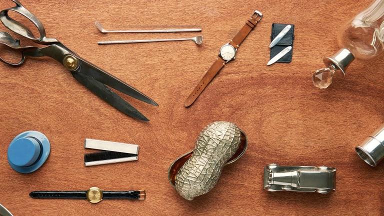 50+ James Bond-Worthy Gentlemen's Accessories