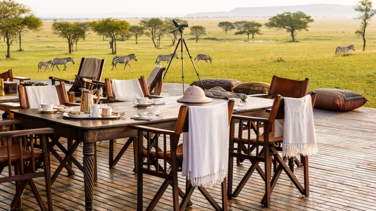 Inside A Perfectly Designed Safari Lodge With Tons Of Masculine Style