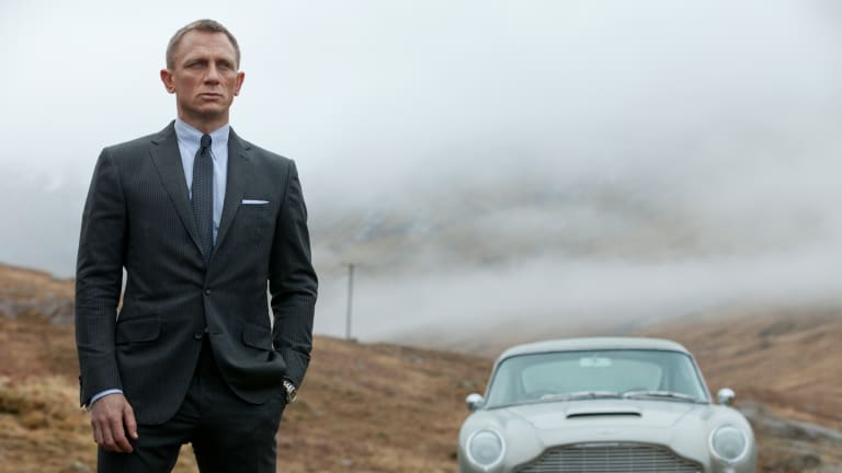 8 Simple Style Tips From James Bond Costume Designer Jany Temime