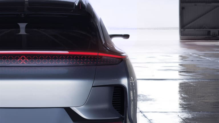 Will the Faraday Future FF91 Be a Tesla-Killer?
