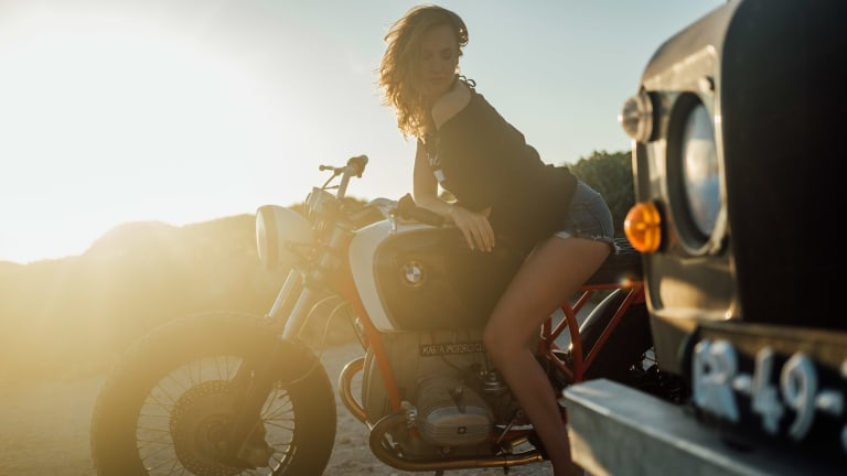 This Customized 1976 BMW R75 Panzer Is Pure Eye Candy