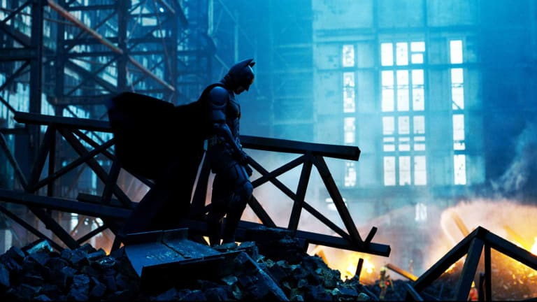 How Michael Mann's Films Influenced 'The Dark Knight'